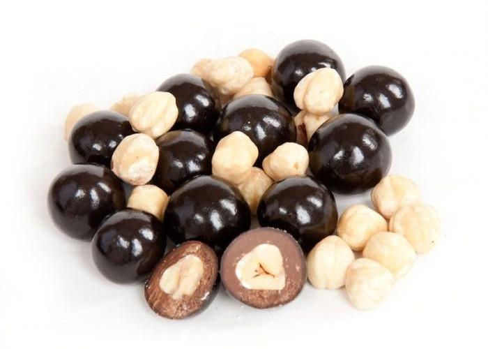 orzechy czekoladowe