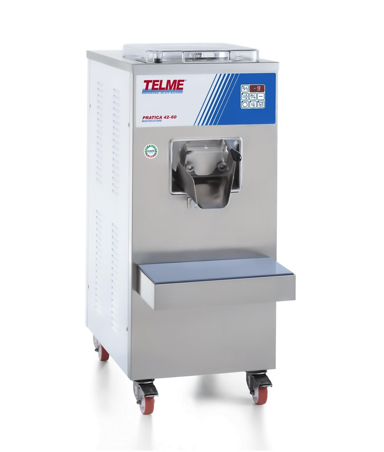 Practica automat do lodów