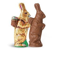 Figurka czekoladowa zając