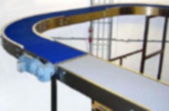 Przenośniki modułowe