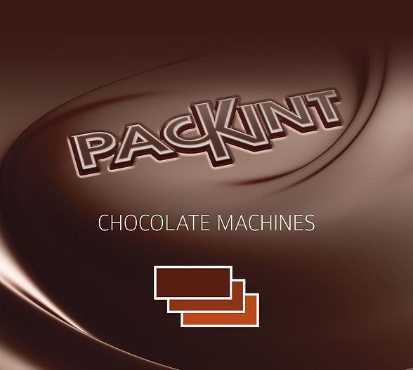 Packint maszyny do produkcji czekolady.j
