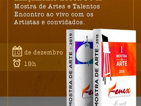 Mostra de Artes e Talentos do Instituto Fênix