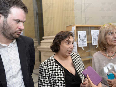 La Coalición Cívica ARI amplió denuncia contran Scioli