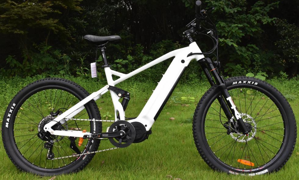 E-Bike, 45km/h, 1000W, Bafang M620, 160NM, 840 WH, Rockshox