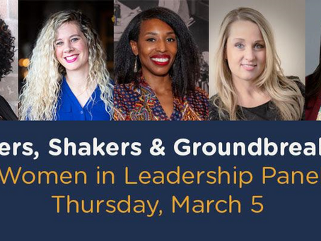 Women in Leadership Panel Event by AMA New Jersey