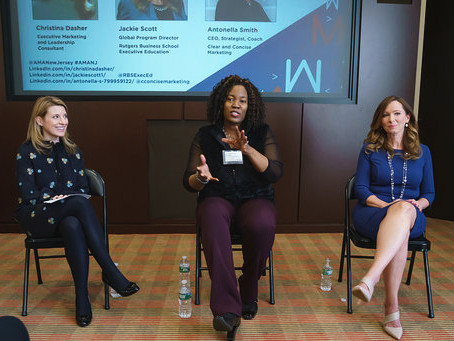 Event: Women in Leadership Panel (An AMA NJ Event)