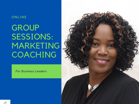 Group Marketing Coaching Sessions