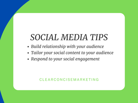 Social Media Tips: Audience Engagement