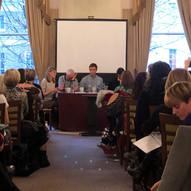 Arts on Prescription panel discussion