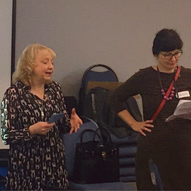 Dr Di Bailey - MARCH Sandpit event - University of Nottingham
