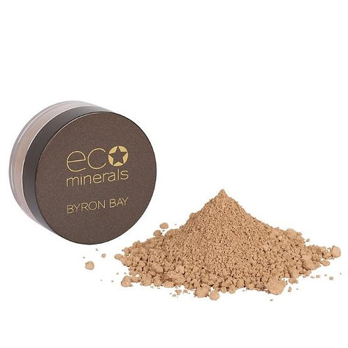 ECO Minerals Foundation (dewy finish)