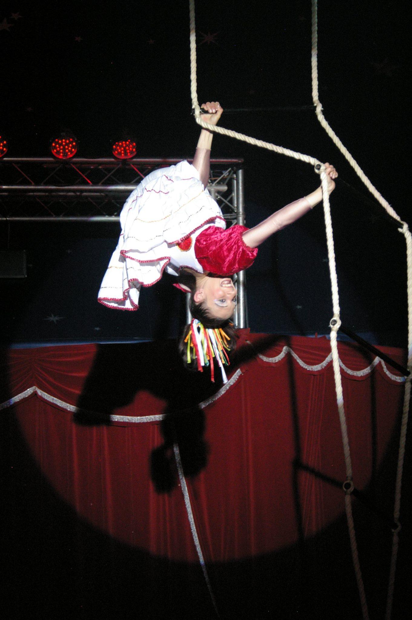 Saga Cirque école de Cirque 27 et 76