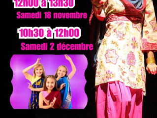 New Bollywood Workshop in Valais