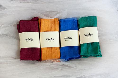 Colorful Silk Stockings