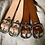 Thumbnail: Leather Buckle Garters