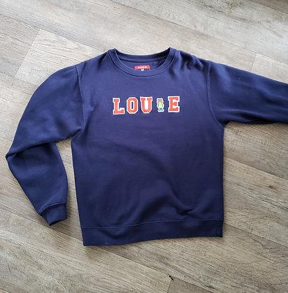Varsity Louie Sweatshirt