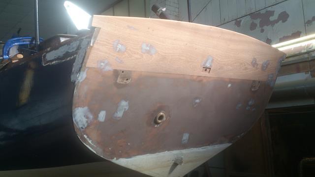 Wooden Boat Repairs