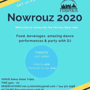 Nowrouz 2020