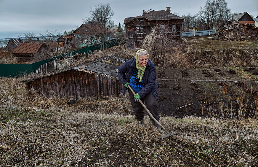 Armenian farmer, Rostov the Great