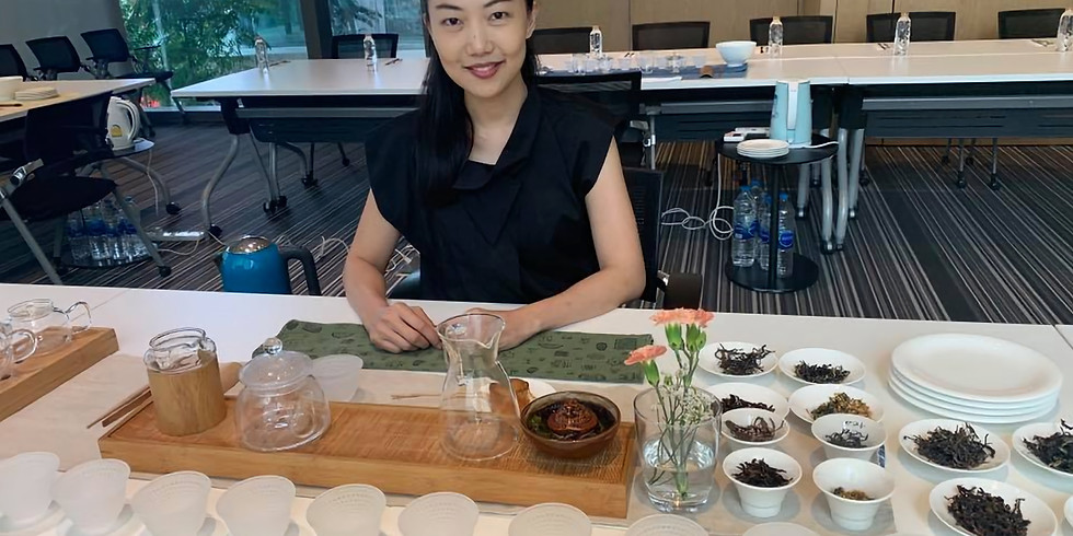 (PAST Event) From Mountain to Tea Lounge ( AUG 5,2019)
