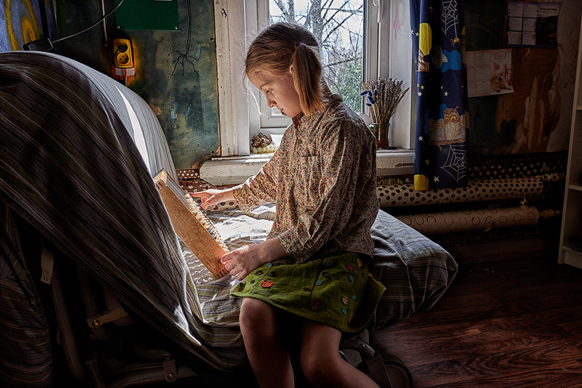 Home study, Tutayev