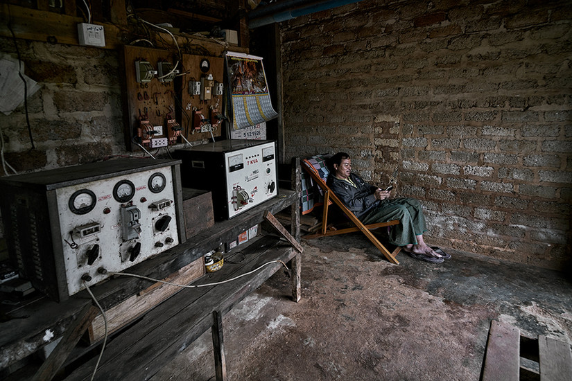 Power Station, Pindaya