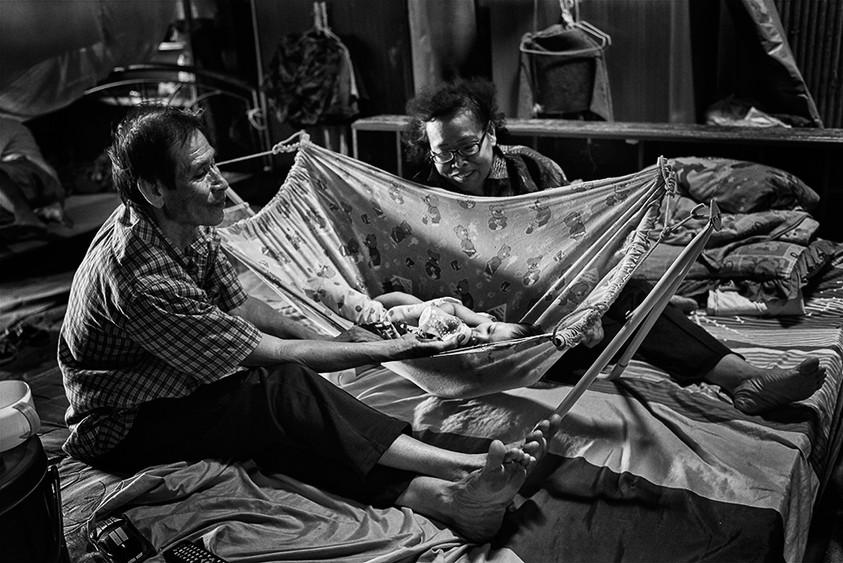 Generations of love, Khlong 6 Wa, Bangkok