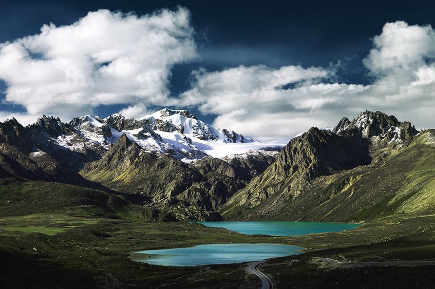Sister Lake