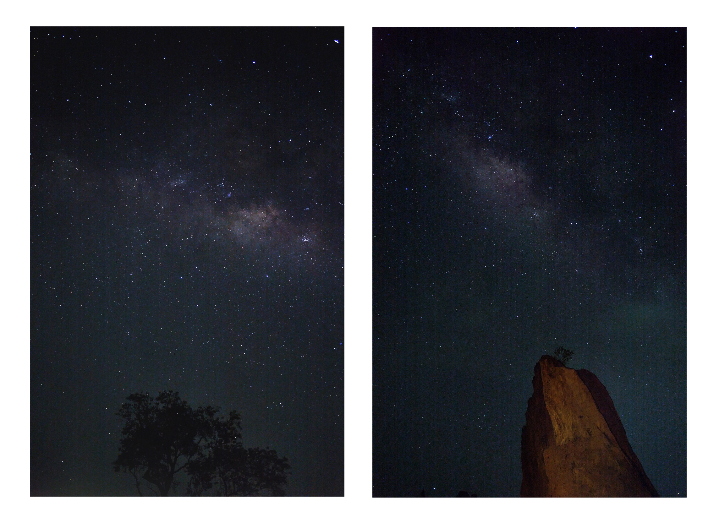 Milky Way _ Krasaesin_SongKhla_pair