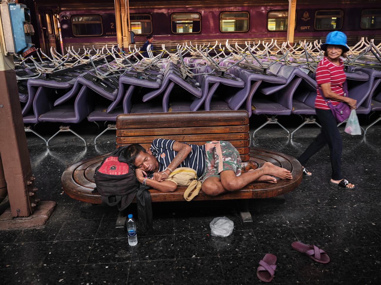 Hua Lumphong Station, Bangkok