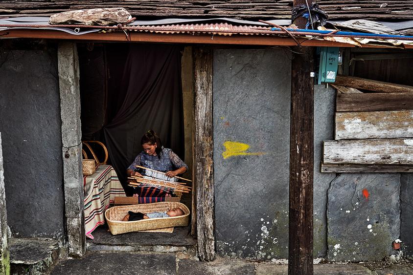 Indigenous village, Pingtung, Taiwan