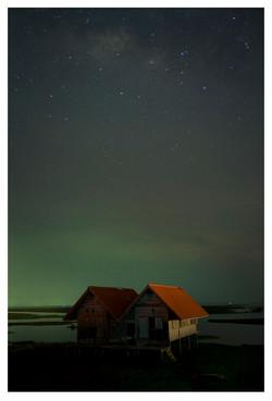 Milky way _ twin house_s