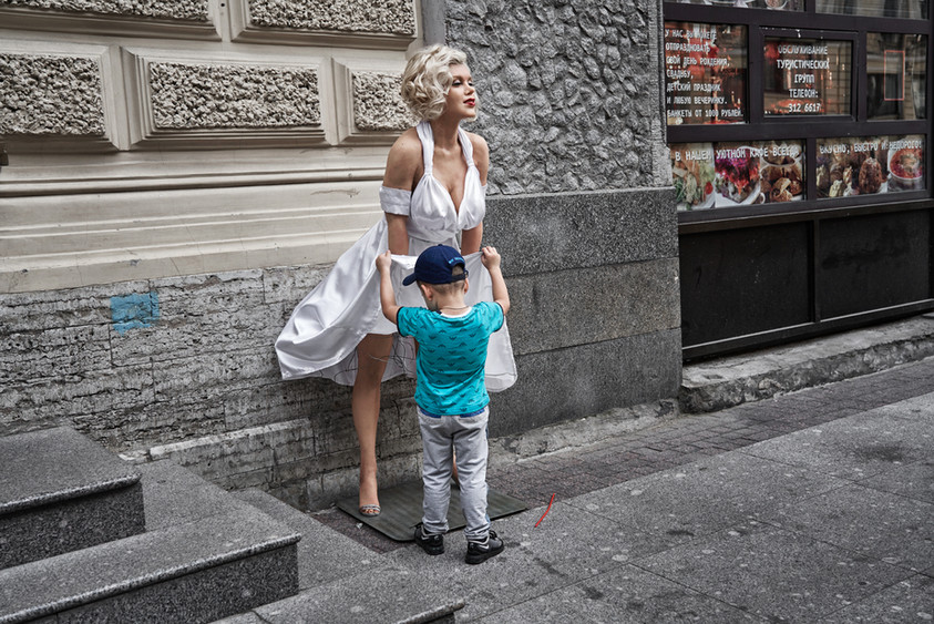 Curiosity, St. Petersburg