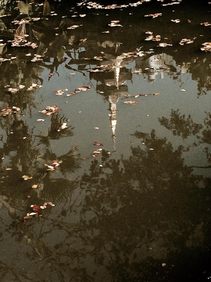 Reflection of time, Chiang Mai