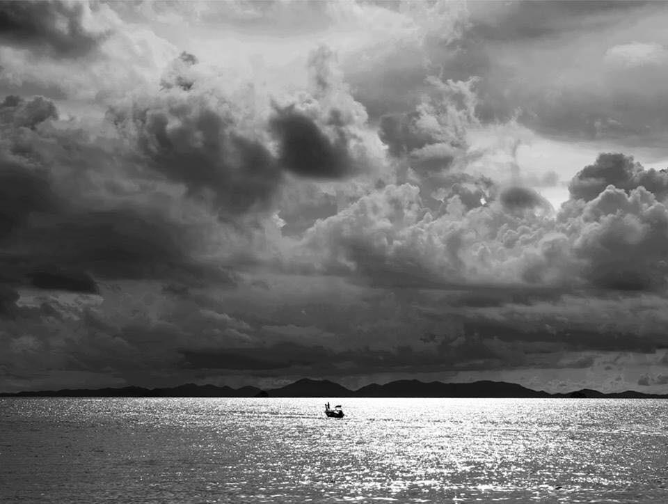 Fisherman, Krabi, Thailand