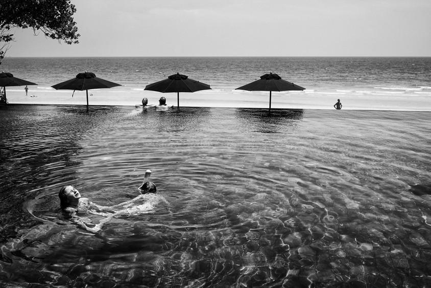 Holiday, Hua Hin, Thailand