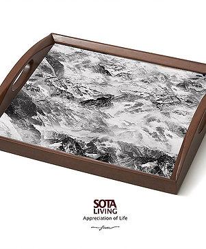 THAItastic Wood Tray