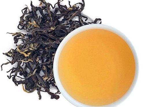 Gushu Lahu Red Tea 30 g./ 古树红茶/ ชาแดงจากยอดใบชาป่า ต้นชาทวด 200 ปี