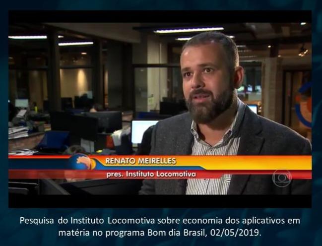 Bom Dia Brasil 02/05/2019