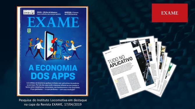 EXAME: A Economia dos Apps