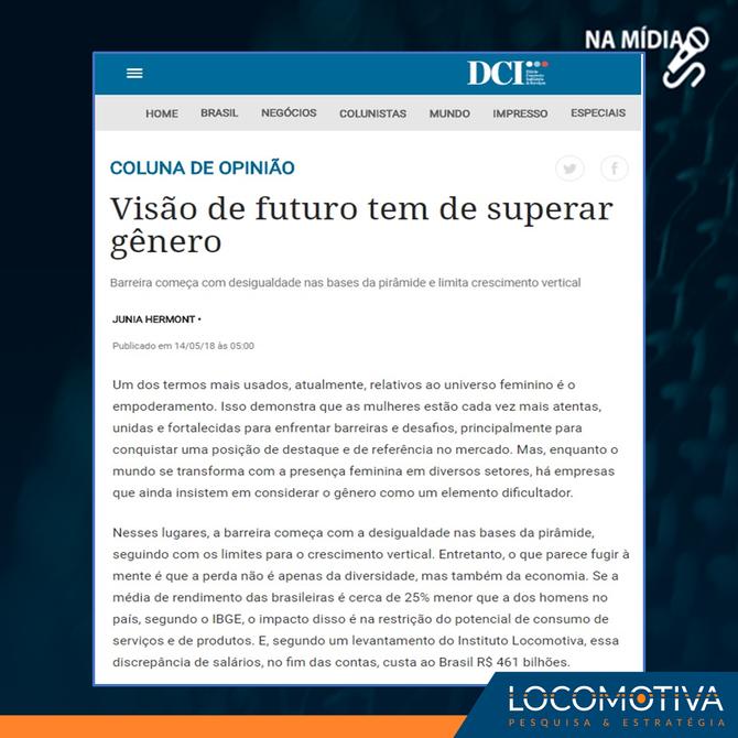 DCI: Visão de futuro tem de superar gênero