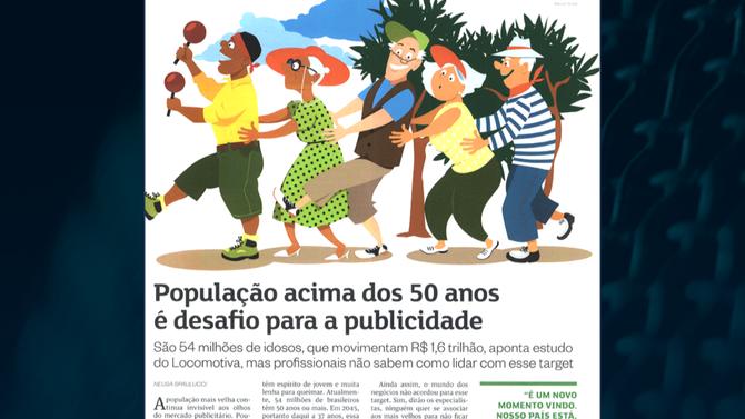 Propmark: População Acima Dos 50 Anos é Desafio Para a Publicidade