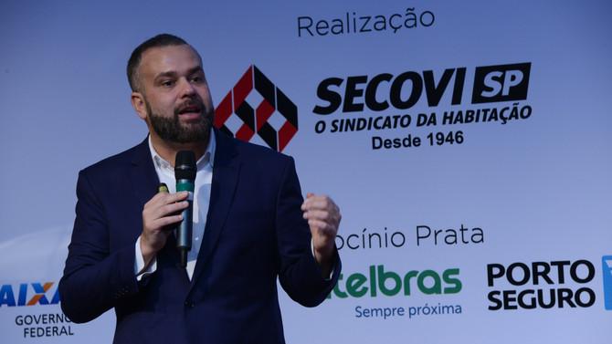SECOVI-SP: Renato Meirelles faz palestra na Convenção Secovi 2018