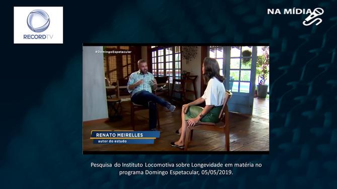 RECORD TV: Pesquisa revela qual é o maior medo dos brasileiros