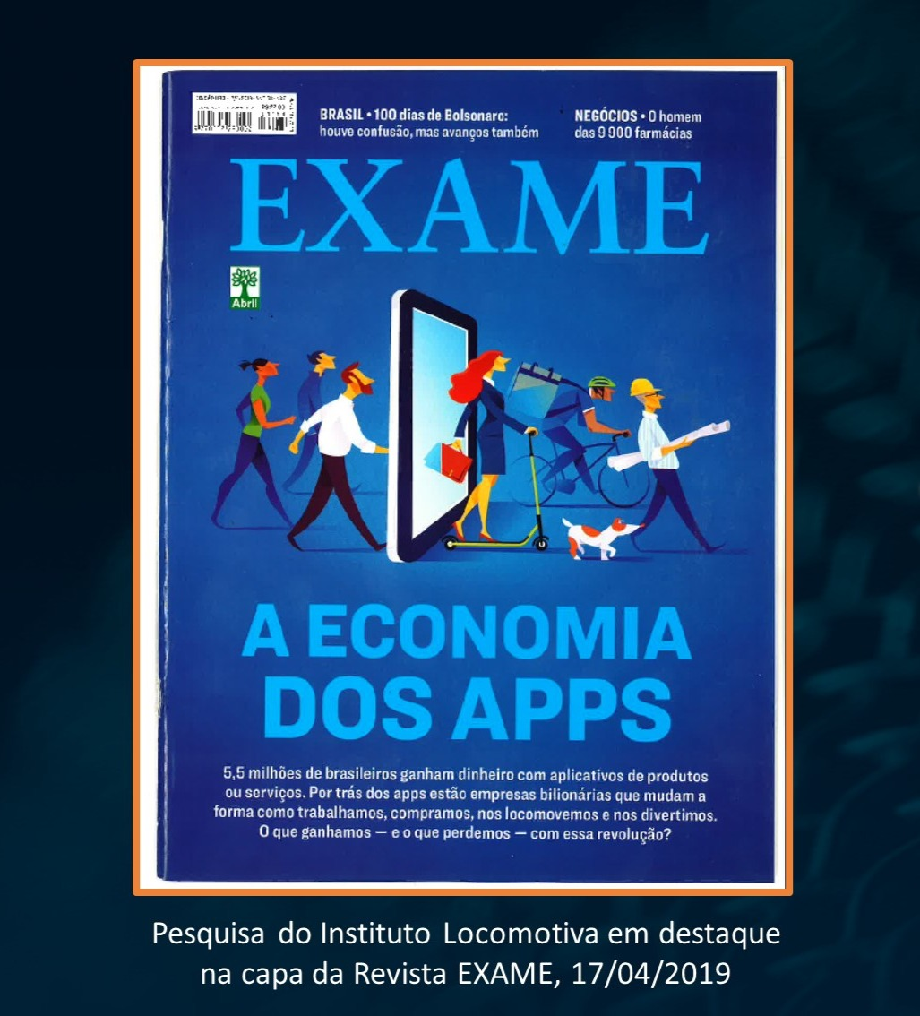 EXAME - A Economia dos Apps