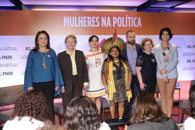 Mulheres na Política — 2º Fórum Brasileiras