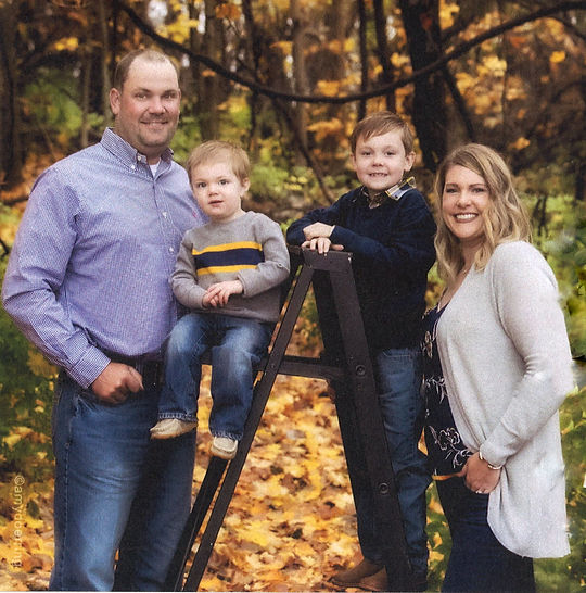 Tom Cannon family