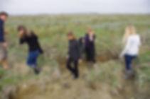 enterrement vie jeune fille picardie baie de somme traversée phoques activité originale