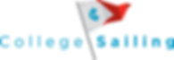 CollegeSailingLogoWithBlueCollegeSailing