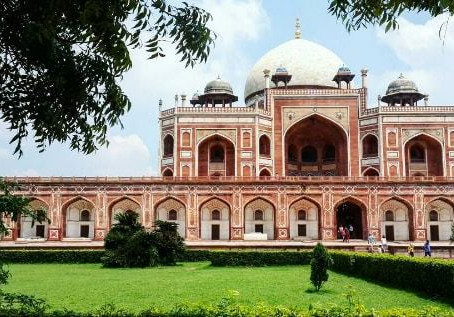 When I fell in love with Delhi
